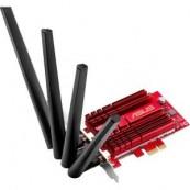 TARJETA DE RED WIFI ASUS PCIE PCE-AC88 - Inside-Pc