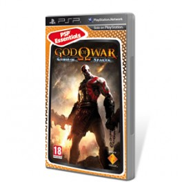 JUEGO PSP God Of War: Ghost Of Sparta