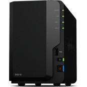 SERVIDOR NAS SYNOLOGY DS218 0TB 2BAY - Inside-Pc