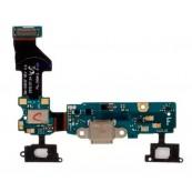 Flex Conector Carga - Micrófono Compatible Samsung Galaxy S5 Neo G903F - Inside-Pc