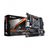 PLACA BASE GIGABYTE AM4 B450M AORUS - DDR4 - USB3.0 - Inside-Pc