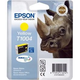 CARTUCHO TINTA EPSON T100440 AMARILLO STYLUS B1100 - RINOCERONTE - Inside-Pc