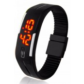 LED Digital Sports Watch Unisex - Inside-Pc