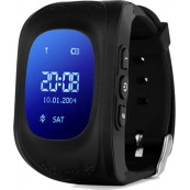 Reloj Smartwatch Security GPS Kids G36 Negro - Inside-Pc
