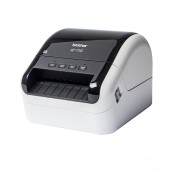 IMPRESORA ETIQUETAS BROTHER QL-1100 103MM - 69EPM - USB - CORTADOR AUTOMATICO - Inside-Pc