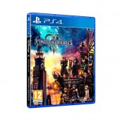 JUEGO SONY PLAYSTATION PS4 KINGDOM HEARTS 3 STANDARD EDITION - Inside-Pc