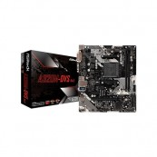 PLACA BASE AMD AM4 ASROCK A320M-DVS R4.0 - Inside-Pc