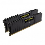 MEMORIA RAM DDR4 16GB 2X8 CORSAIR VENGEANCE - PC4-24000 - 3000MHZ - C15 NEGRO - Inside-Pc