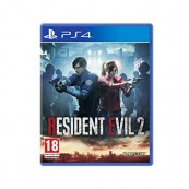 JUEGO SONY PLAYSTATION PS4 RESIDENT EVIL 2 - Inside-Pc