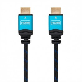 CABLE HDMI V2.0 4K 60HZ 18GBPS NEGRO 7M NANOCABLE - Inside-Pc