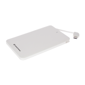 CARGADOR USB POWERBANK POWER2GO 2600 BLANCO PACK 5 - Inside-Pc