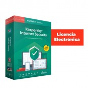 ANTIVIRUS ESD KASPERSKY 2019 3US INTERNET SECURITY - Inside-Pc
