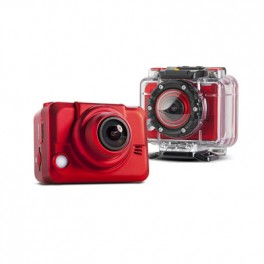 Energy Sport Cam Extreme (Full HD 1080p, 30fps, 5MP, Accesorios Pro Pack, Waterproof)