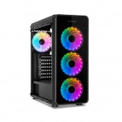 TORRE ATX NOX HUMMER TGM RAINBOW RGB - Inside-Pc