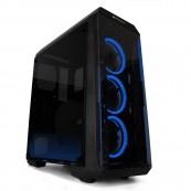 CAJA ORDENADOR GAMING PHOENIX FREYA BLUE EDITION - FILTROS ANTIPOLVO - USB3.0 - LATERAL TRANSPARENTE - Inside-Pc