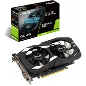 TARJETA GRAFICA ASUS GEFORCE DUAL GTX1650 4GB GDDR5 - Inside-Pc