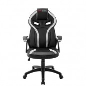 SILLA GAMER MARS GAMING MGC118BW BLANCO - Inside-Pc