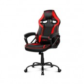 SILLA GAMING DRIFT DR50BR NEGRO/ROJO - Inside-Pc