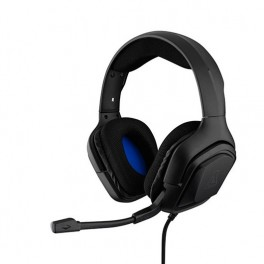 AURICULARES CON MICROFONO THE G-LAB KORP COBALT NEGRO - Inside-Pc