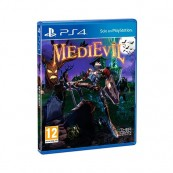 Game SONY PLAYSTATION PS4 MEDIEVIL - Inside-Pc