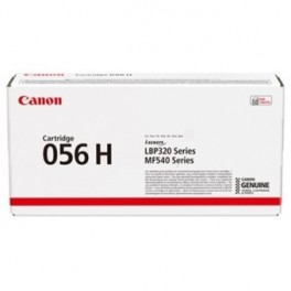TONER CANON 056H NEGRO 21000 PAGINAS LBP320 - MF540 - Inside-Pc