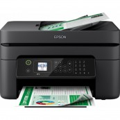 IMPRESORA MULTIFUNCIÓN EPSON WF-2830DWF WORKFORCE FAX - A4 - 33PPM - USB - WIFI - DÚPLEX IMPRESIÓN - ADF - Inside-Pc