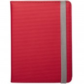 "FUNDA UNIVERSAL SILVER HT PARA EBOOK WAVE 6"" ROJA - Inside-Pc"