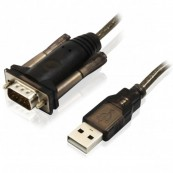 CABLE CONVERTIDOR EWENT EW1116 USB - RS232 SERIAL M-M - Inside-Pc