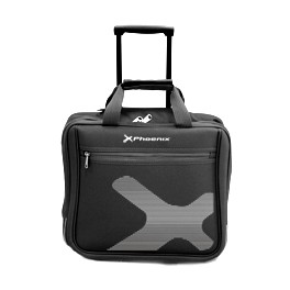 TROLLEY PHOENIX NEGRO PARA Portatil PLEGABLE - ASAS  - Inside-Pc