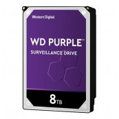 "DISCO DURO INTERNO HDD WD PURPLE WD82PURZ 8TB 3.5"" SATA3 7200RPM 256MB - Inside-Pc"