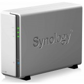 NAS SERVER SYNOLOGY DISK STATION DS120J 512MB ETHERNET GIGABIT - Inside-Pc