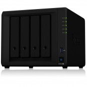 NAS SERVER SYNOLOGY DISK STATION DS918- 4GB 4 BAYS RAID ETHERNET GIGABIT - Inside-Pc